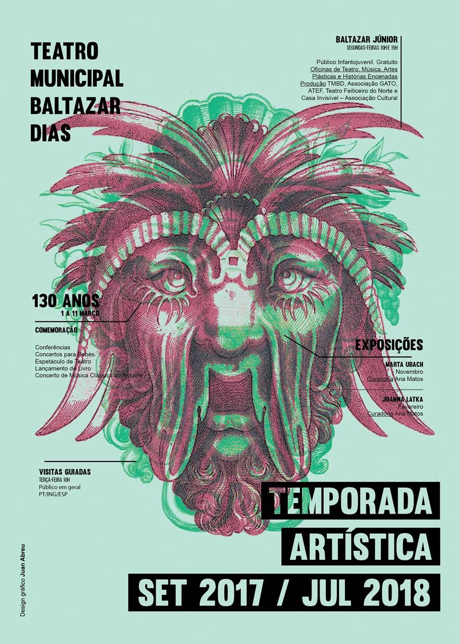 TEMPORADA ARTÍSTICA 2017-2018