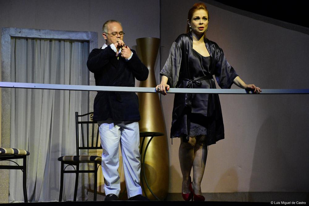Produção 140 da Associação Teatro Experimental do Funchal