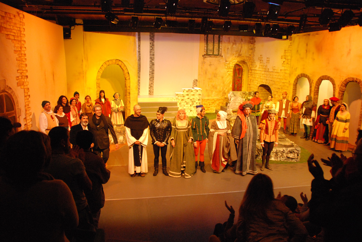 Produção 118 do Teatro Experimental do Funchal