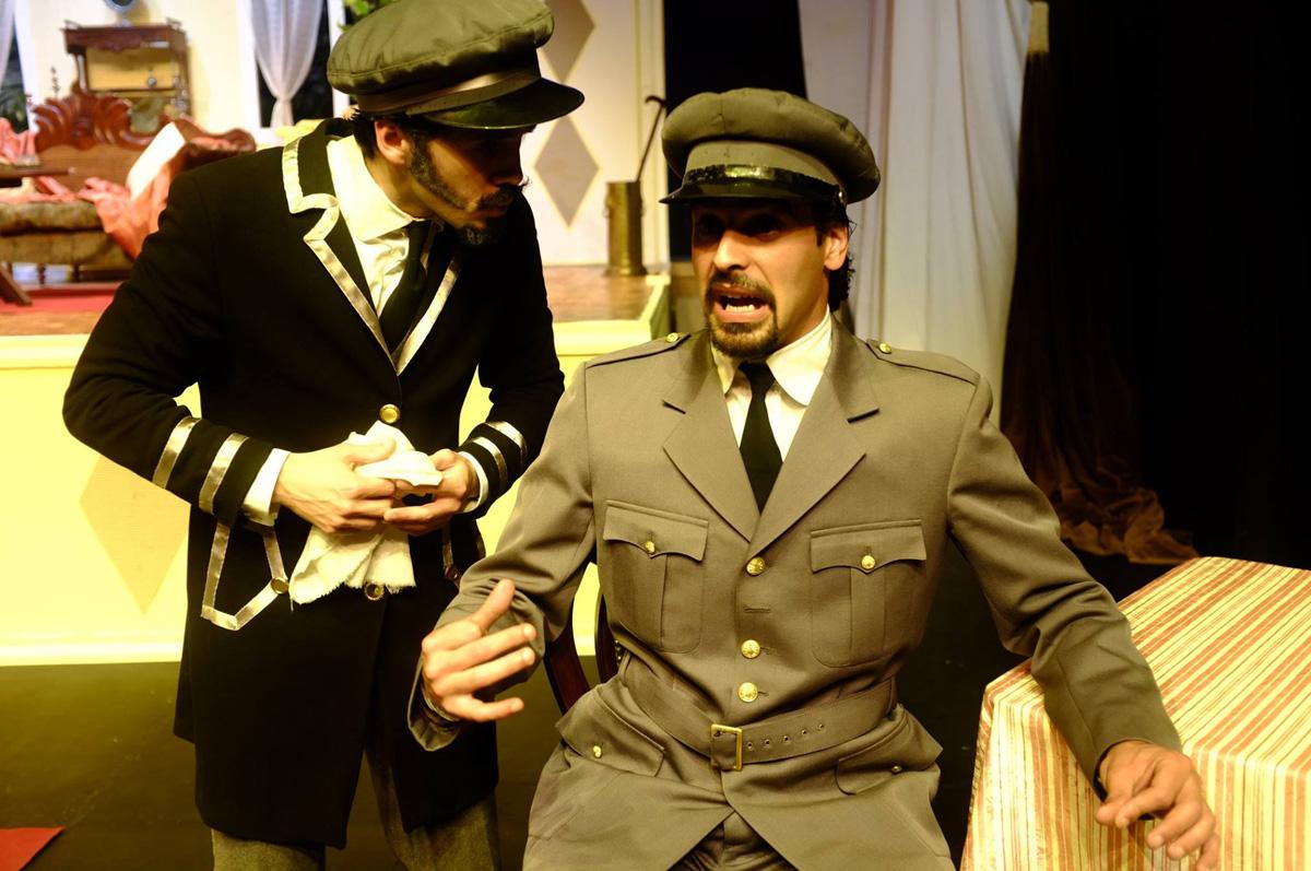 Produção 131 do Teatro Experimental do Funchal