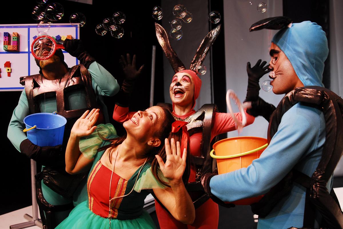 Produção 130 do Teatro Experimental do Funchal