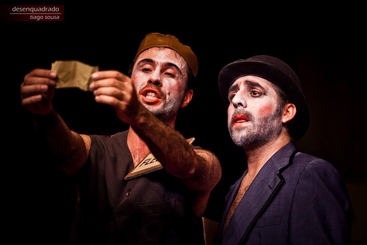 Produção 129 do Teatro Experimental do Funchal