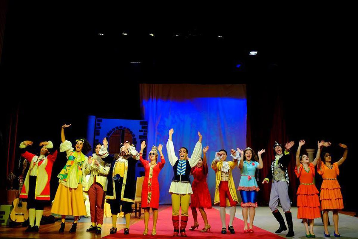 Produção 137 do Teatro Experimental do Funchal