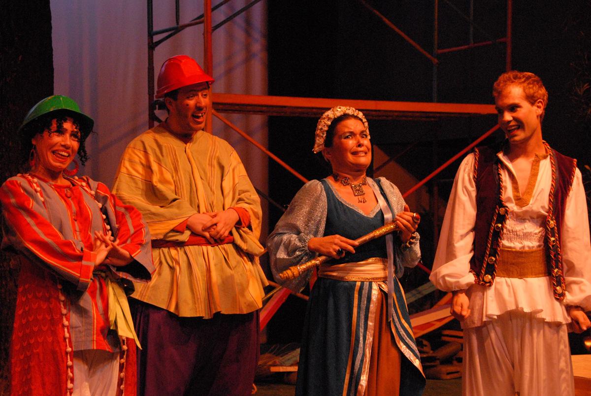 Produção 117 do Teatro Experimental do Funchal