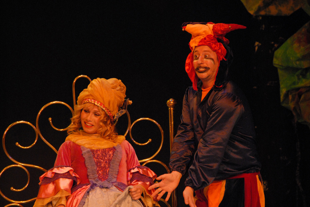 Produção 123 do Teatro Experimental do Funchal