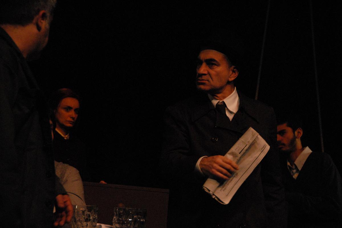 Produção 122 do Teatro Experimental do Funchal