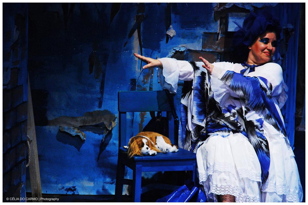 Produção 138 do Teatro Experimental do Funchal