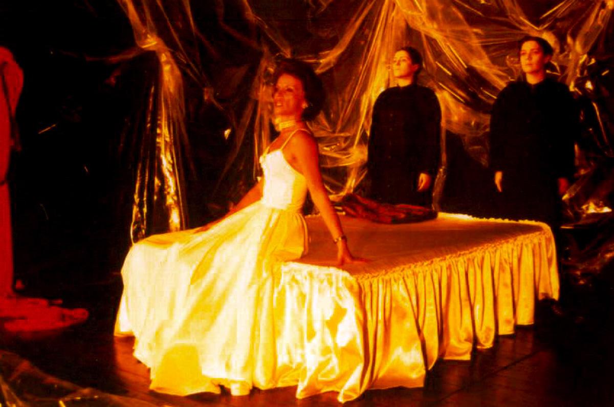 Produção 22 do Teatro Experimental do Funchal