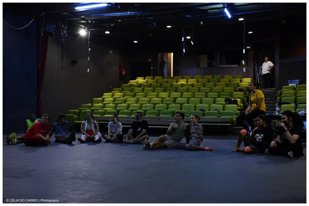 Produção 141 da Associação Teatro Experimental do Funchal