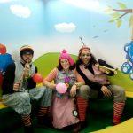 Actores em intervenção na área de Consulta Externa de Pediatria no Hospital Central do Funchal