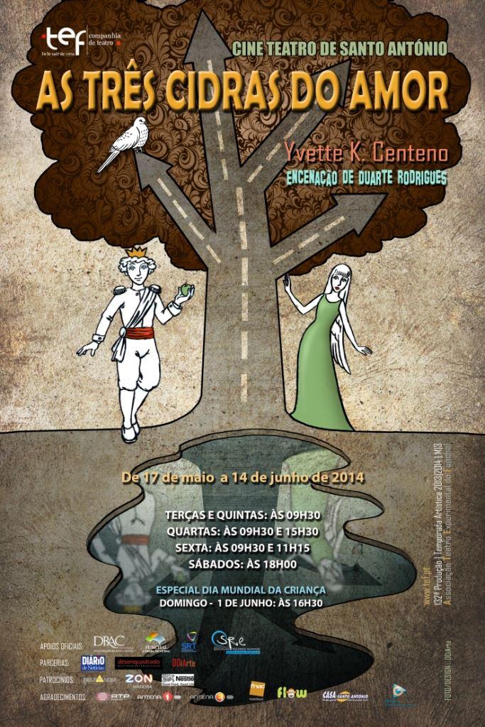 Produção 132 do Teatro Experimental do Funchal