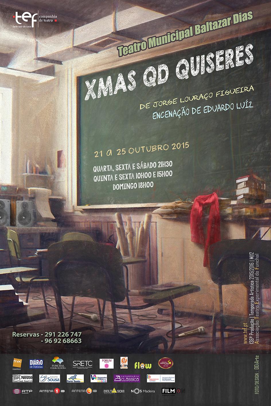 Produção 136 do Teatro Experimental do Funchal