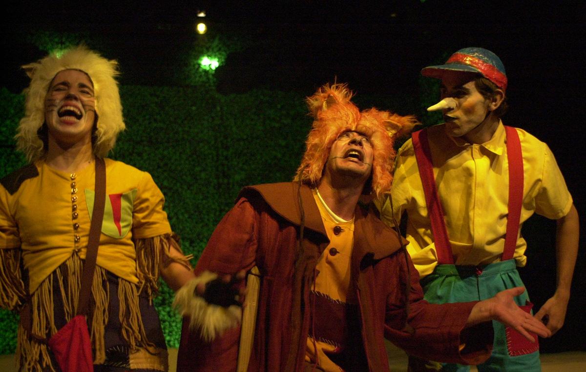 Produção 89 do Teatro Experimental do Funchal