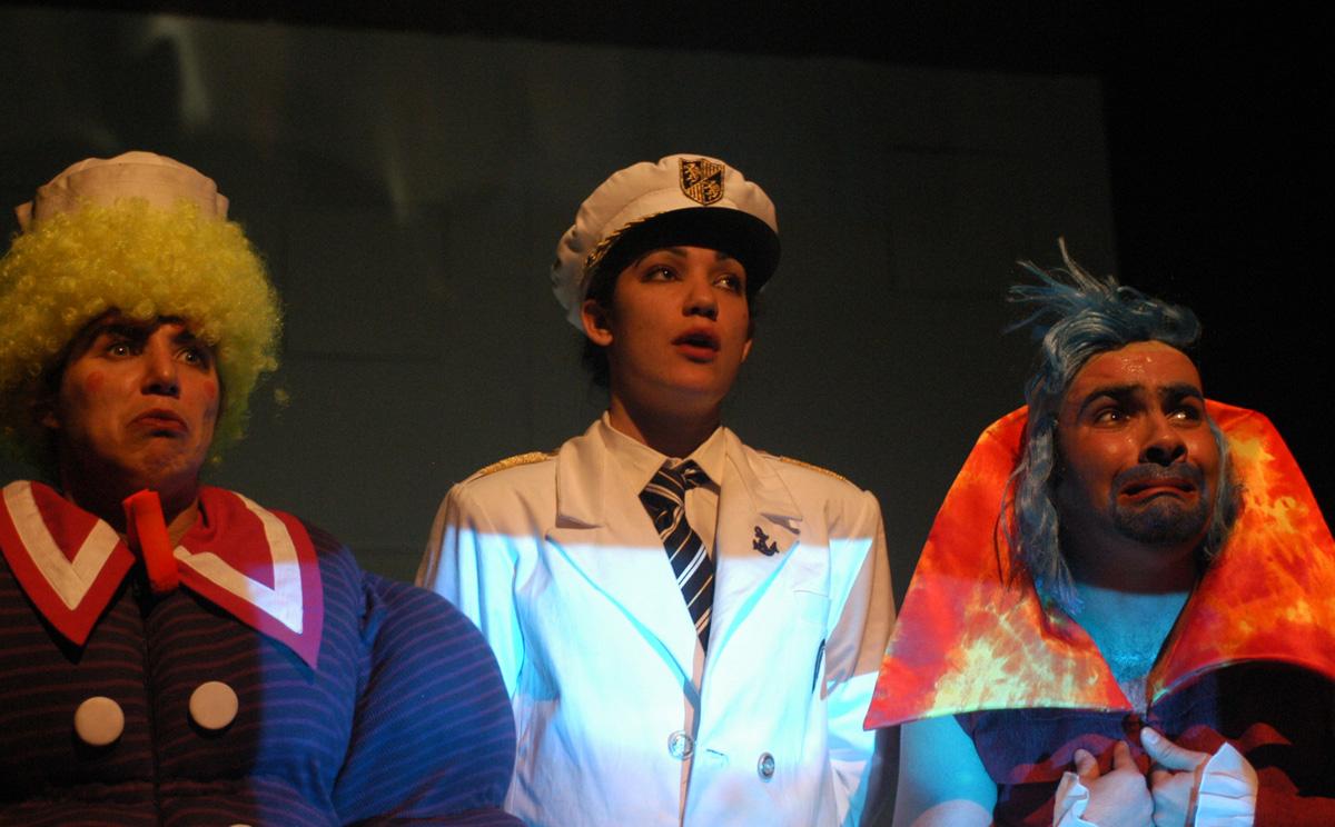Produção 92 do Teatro Experimental do Funchal