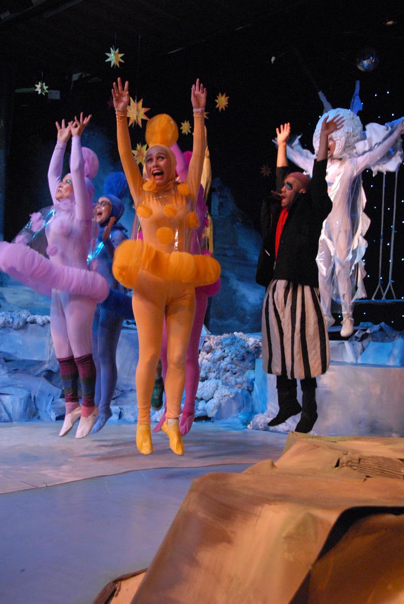 Produção 119 do Teatro Experimental do Funchal