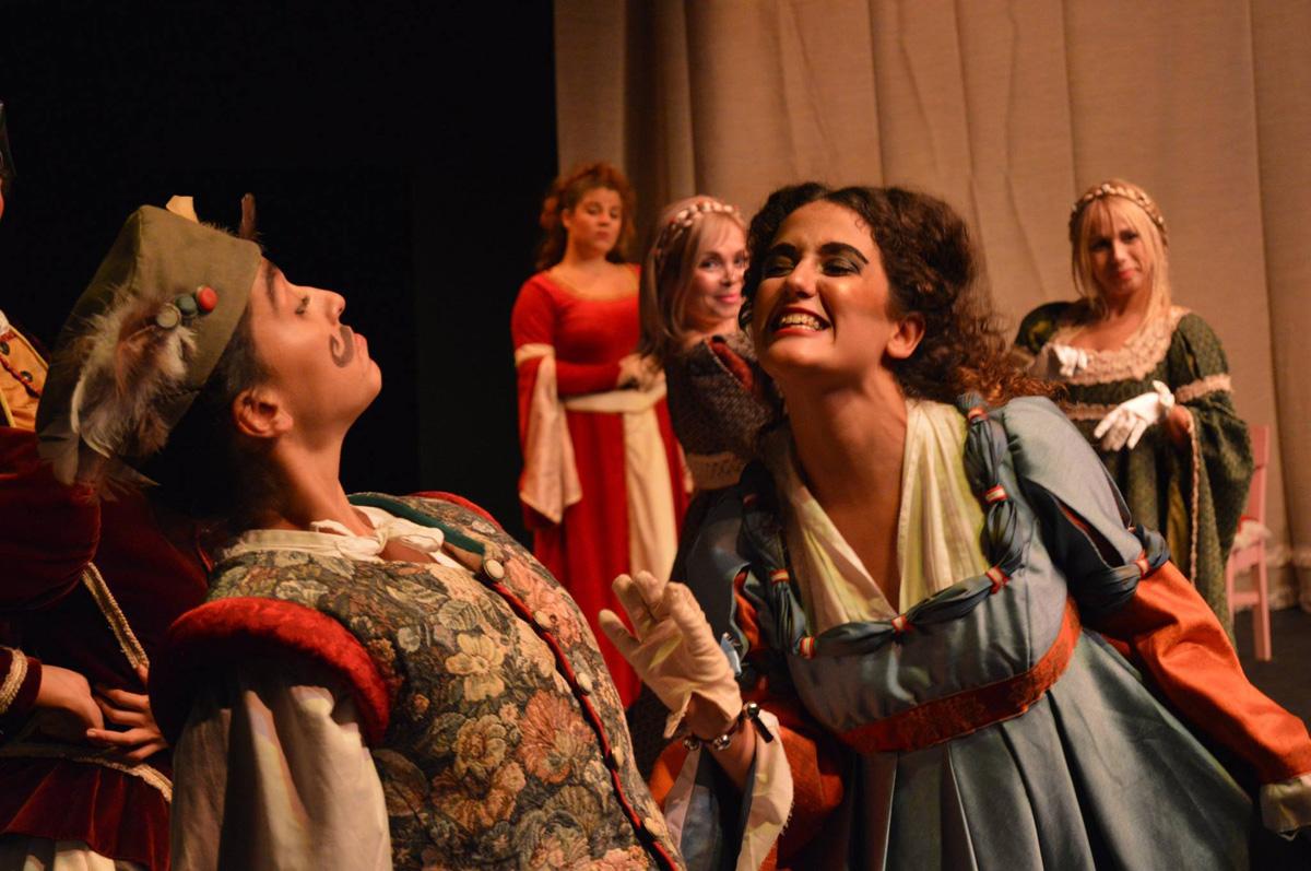 Produção 133 do Teatro Experimental do Funchal