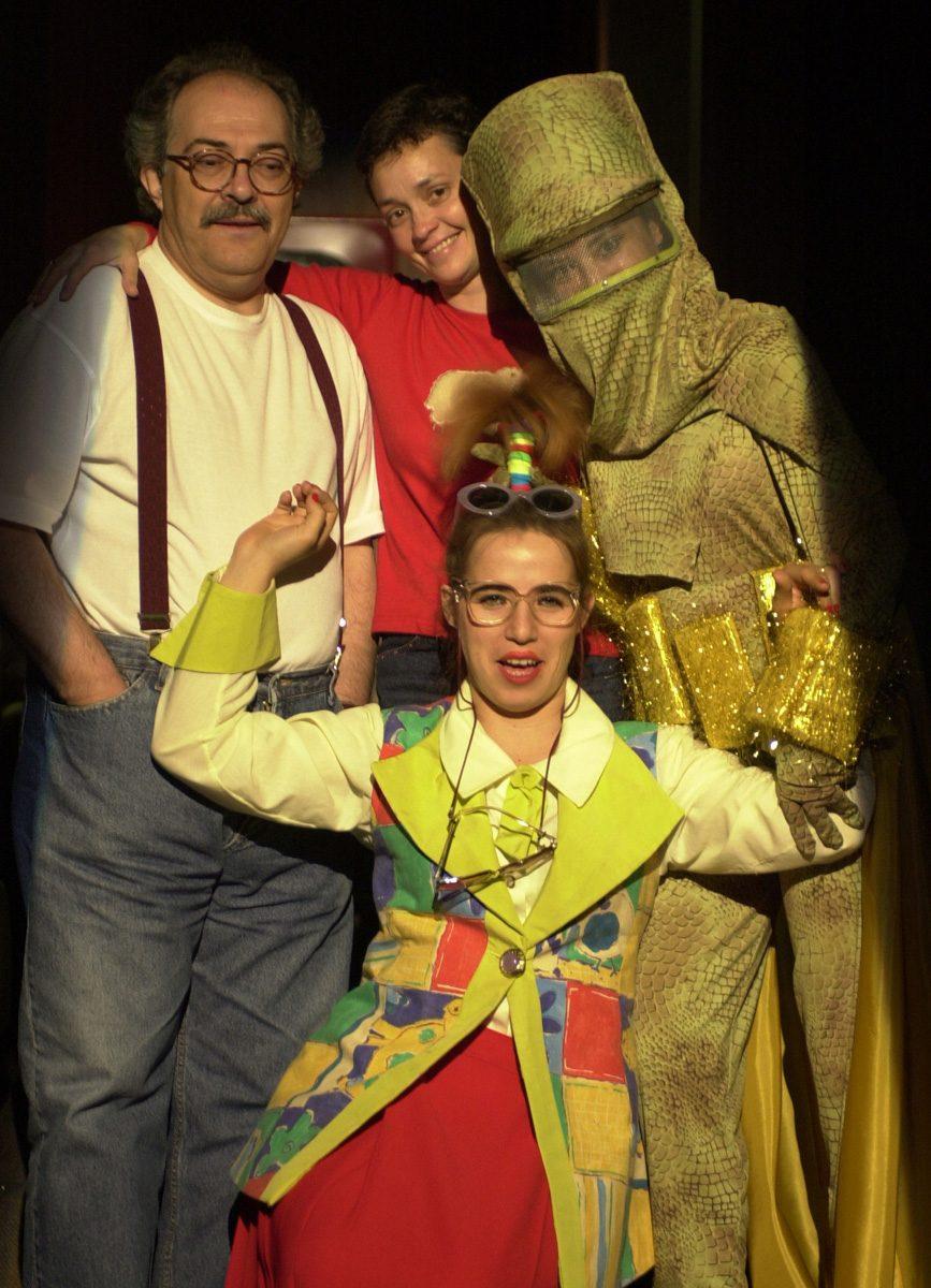 Produção 86 do Teatro Experimental do Funchal