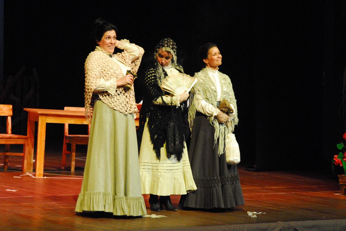 Produção 108 do Teatro Experimental do Funchal