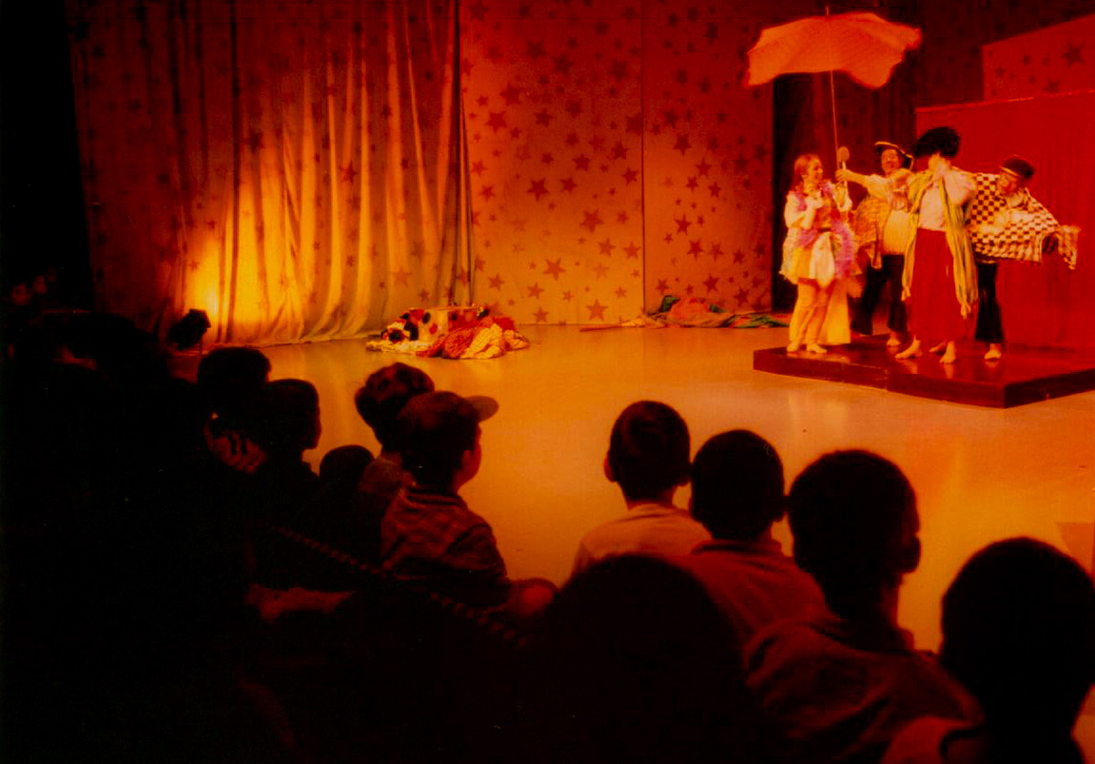 Produção 79 do Teatro Experimental do Funchal