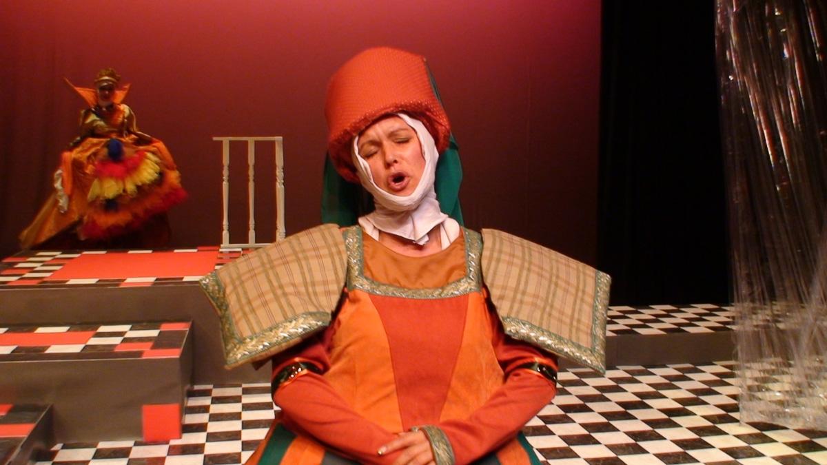 Produção 107 do Teatro Experimental do Funchal