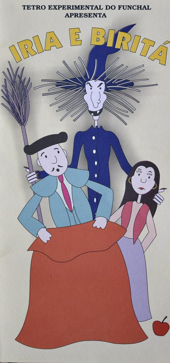Produção 74 do Teatro Experimental do Funchal