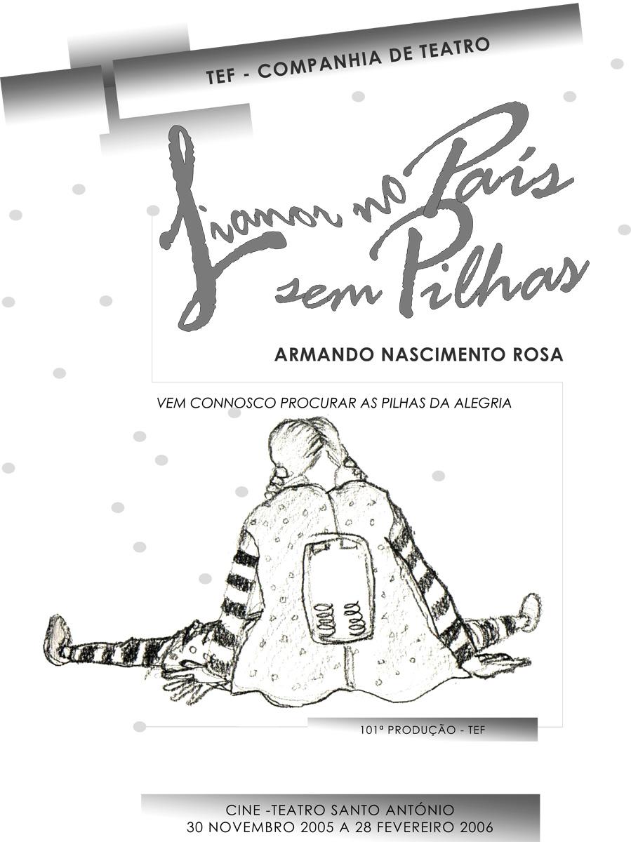 Produção 101 do Teatro Experimental do Funchal
