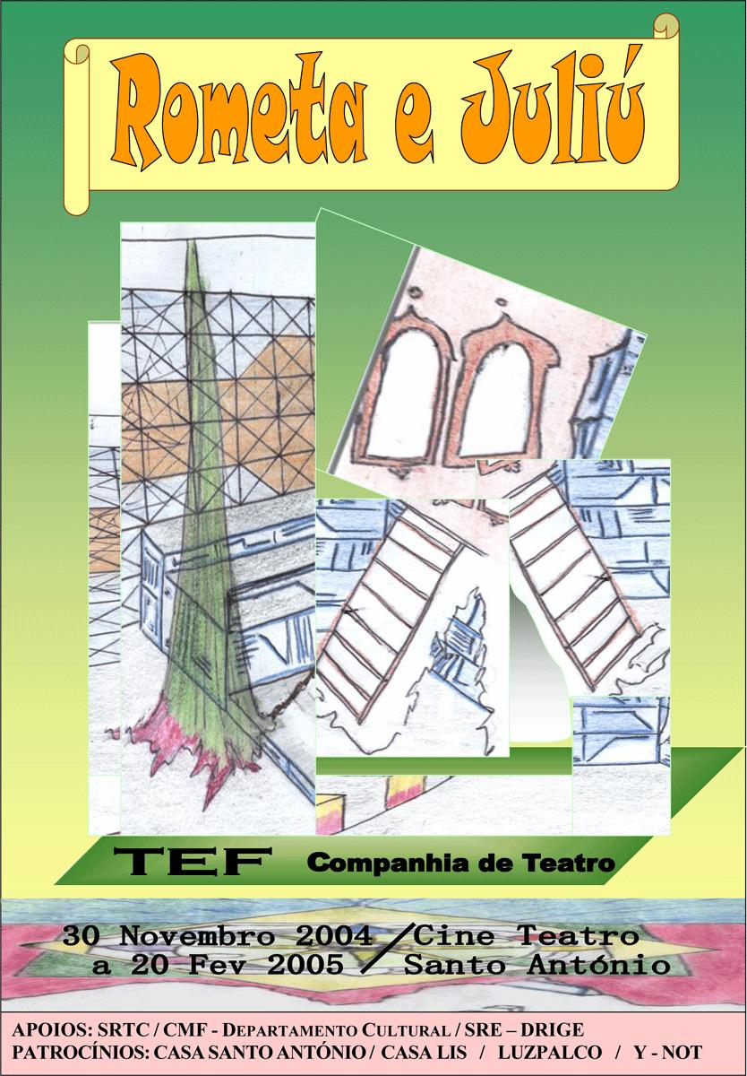 Produção 97 do Teatro Experimental do Funchal