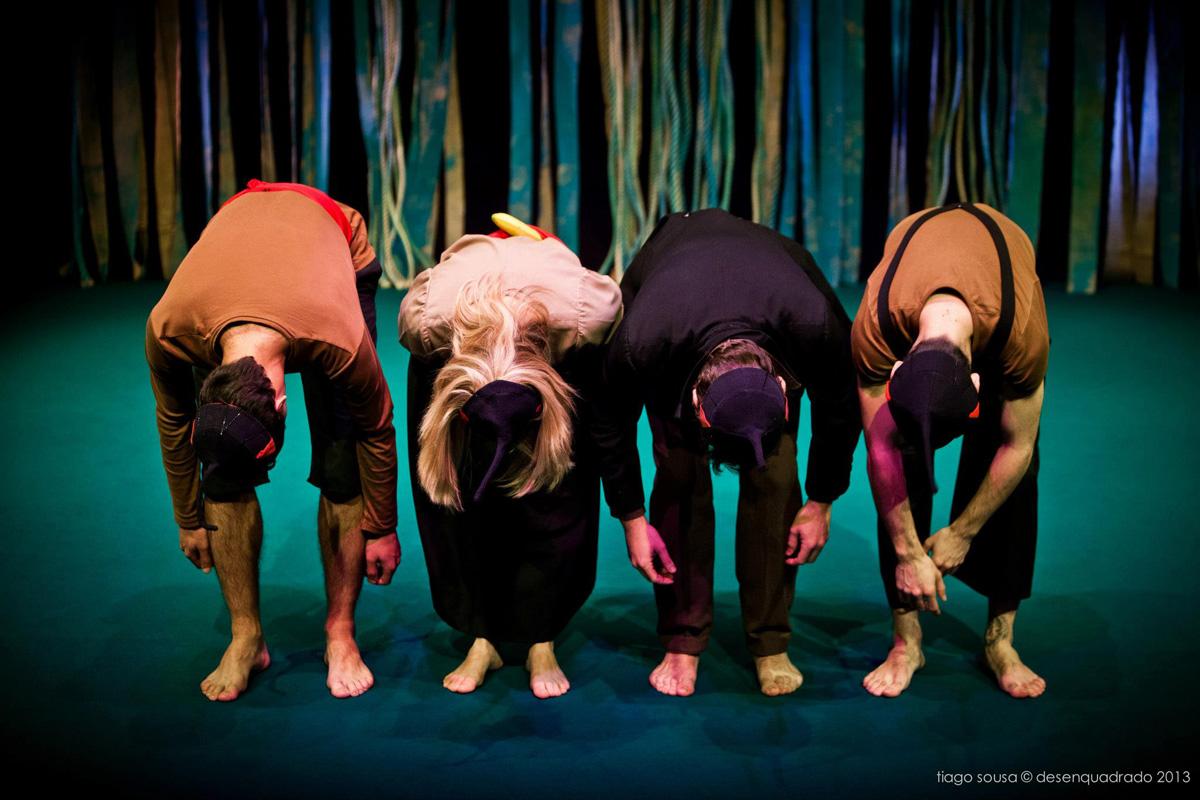 Produção 127 do Teatro Experimental do Funchal