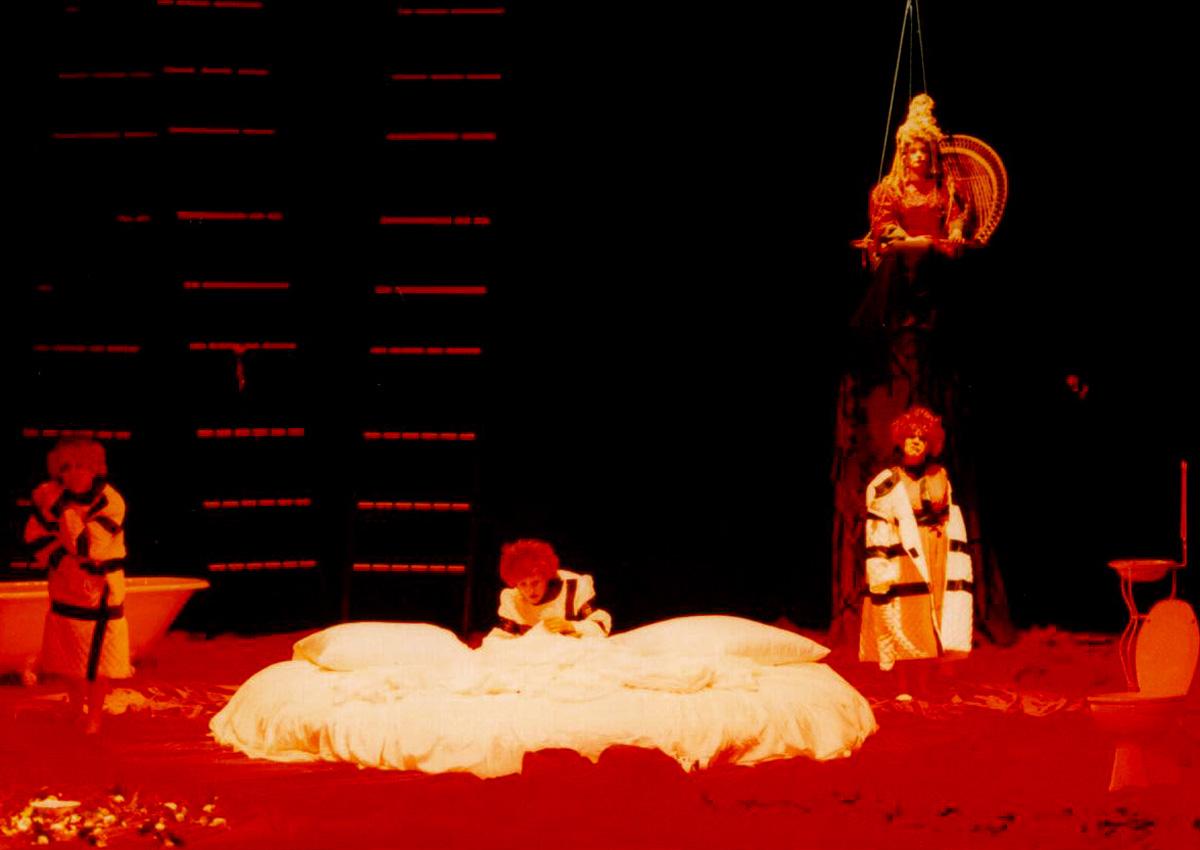 Produção 76 do Teatro Experimental do Funchal