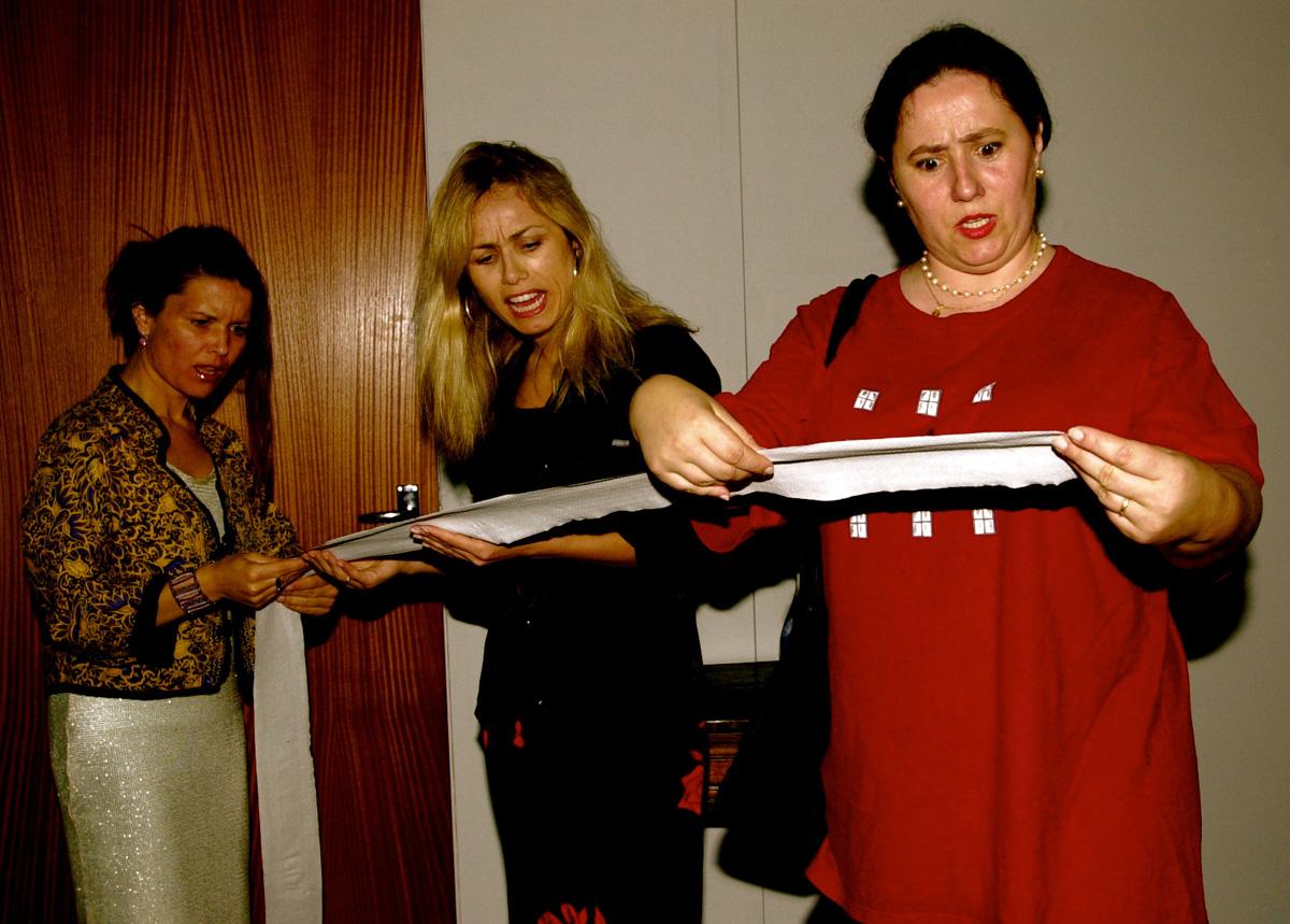 Produção 87 do Teatro Experimental do Funchal