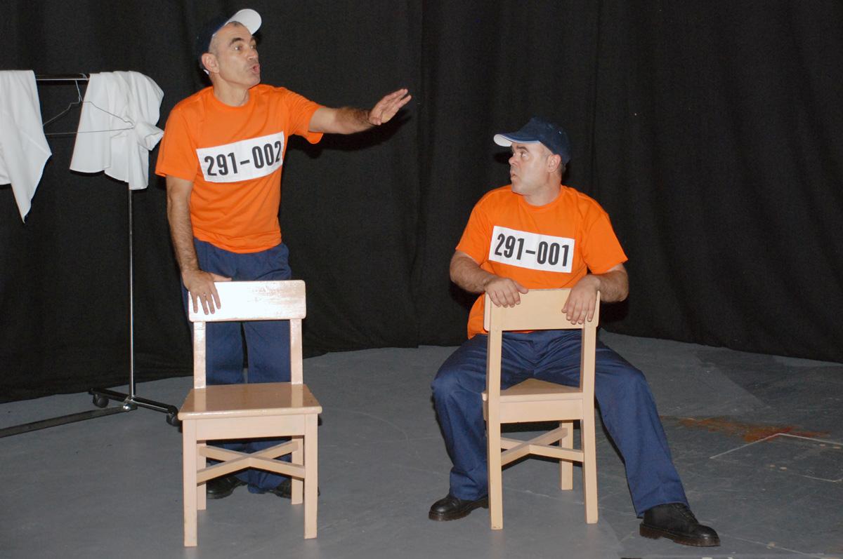 Produção 124 do Teatro Experimental do Funchal