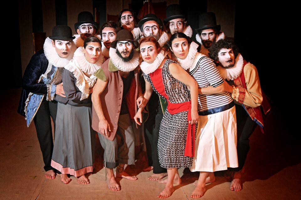 Produção 125 do Teatro Experimental do Funchal