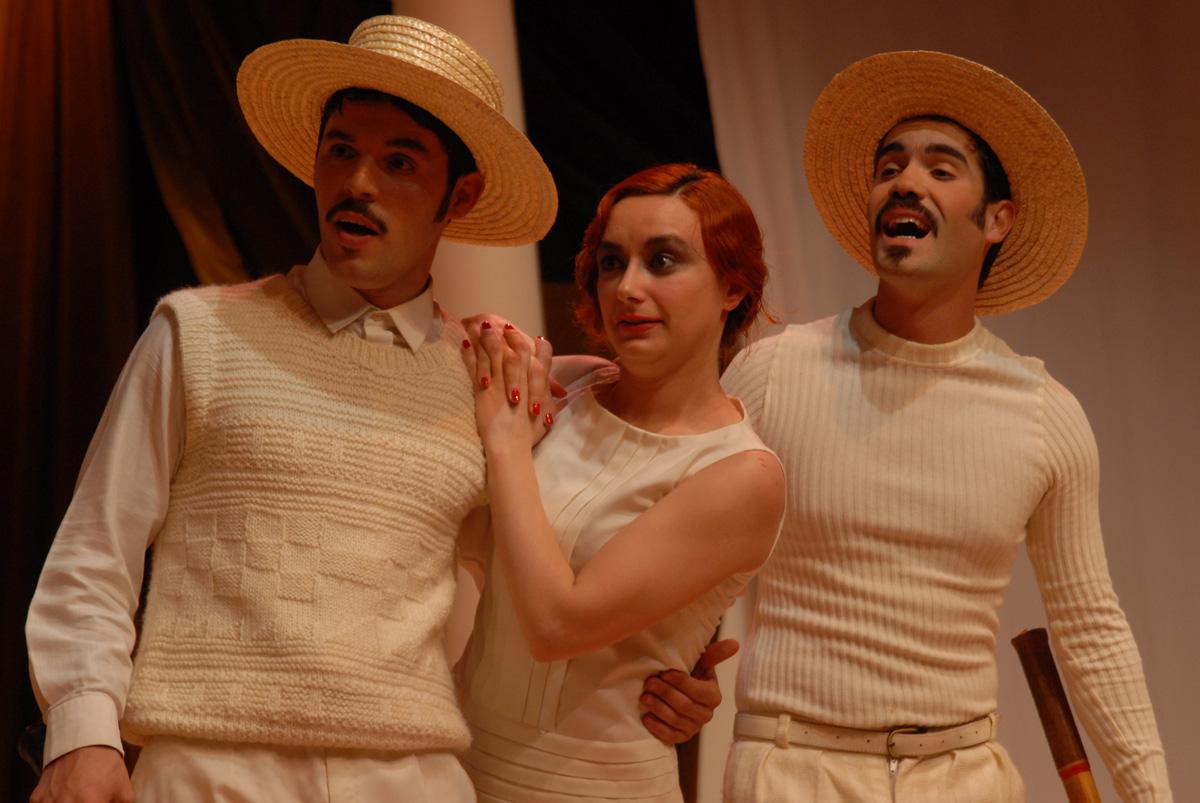 Produção 115 do Teatro Experimental do Funchal