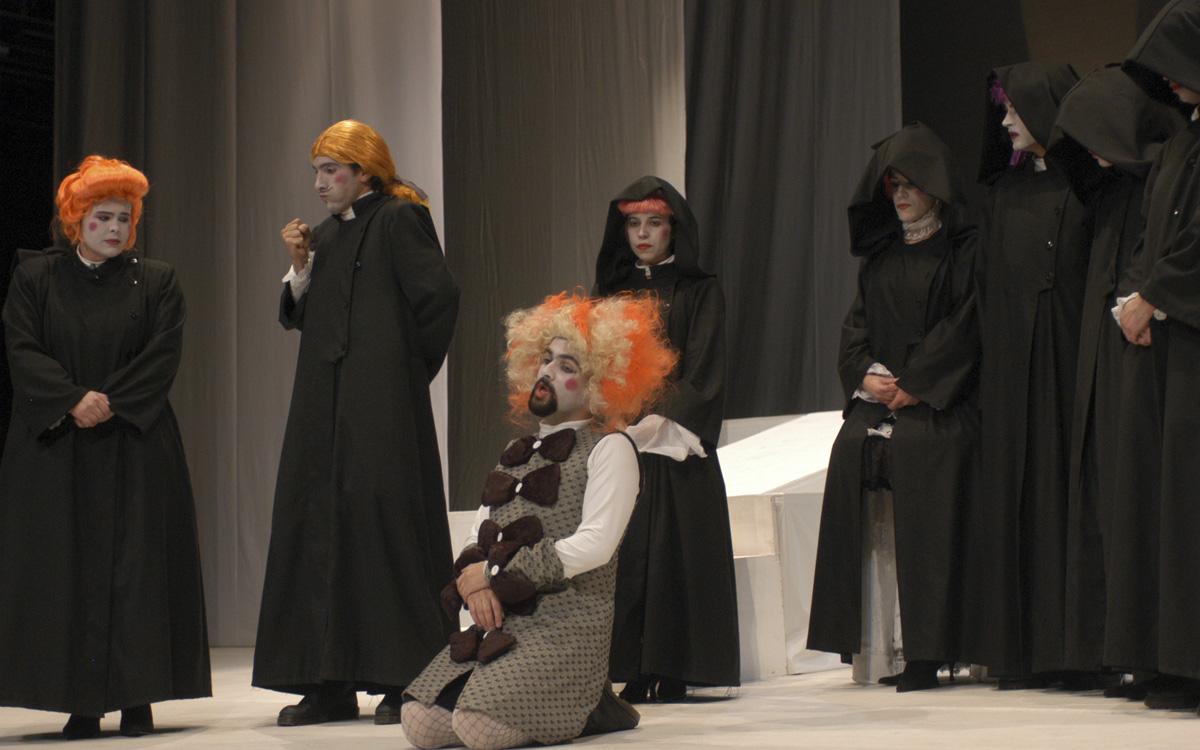 Produção 98 do Teatro Experimental do Funchal
