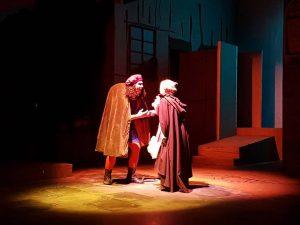Produção 139 do Teatro Experimental do Funchal