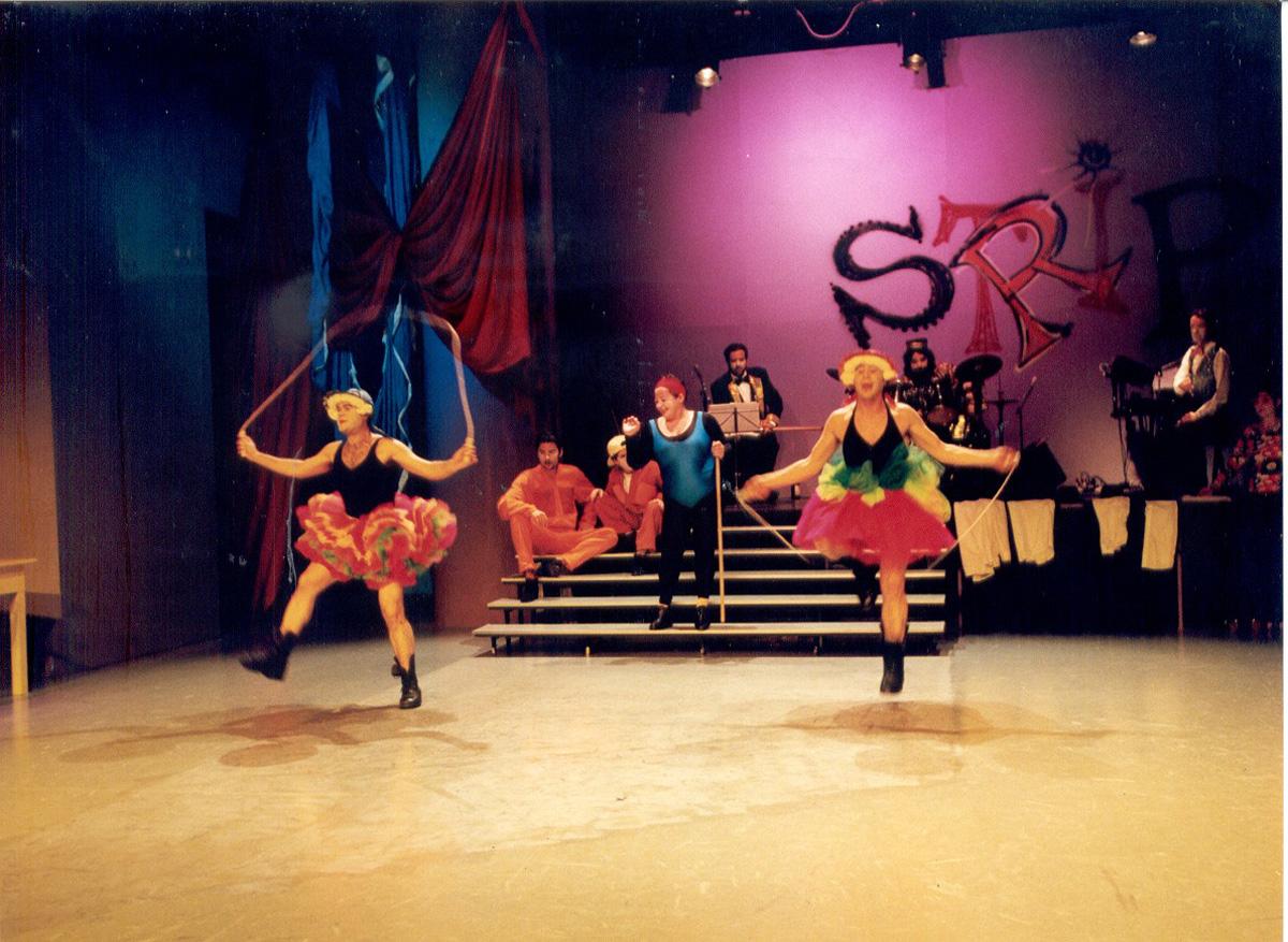 Produção 72 do Teatro Experimental do Funchal