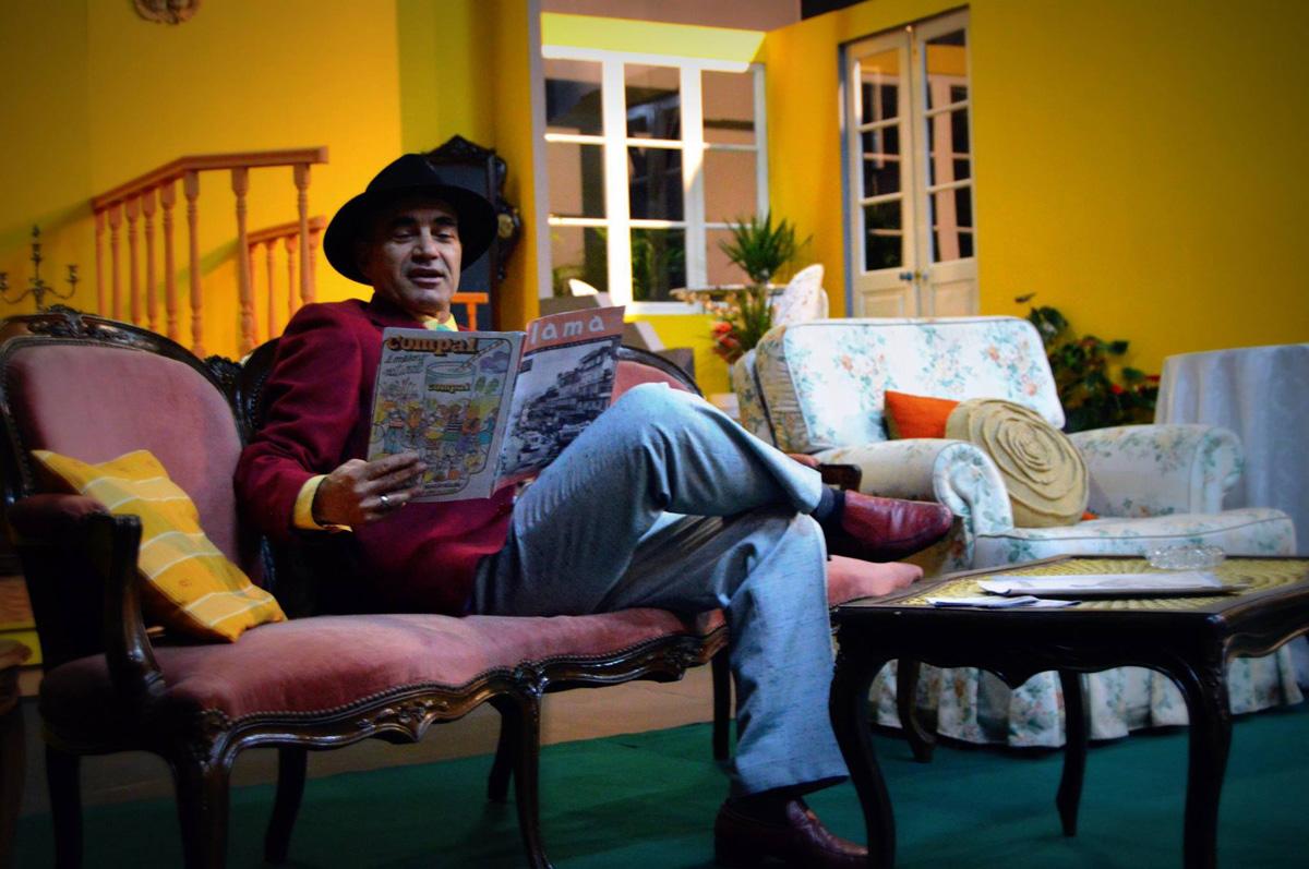 Produção 134 do Teatro Experimental do Funchal