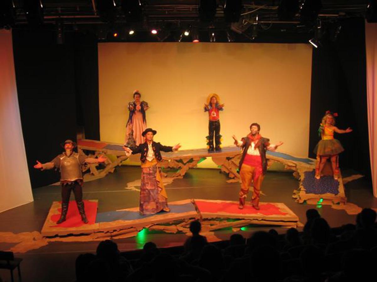 Produção 105 do Teatro Experimental do Funchal