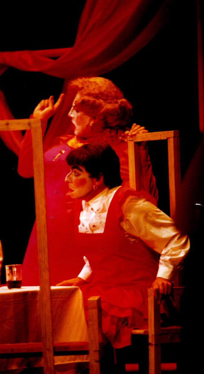 Produção 57 do Teatro Experimental do Funchal