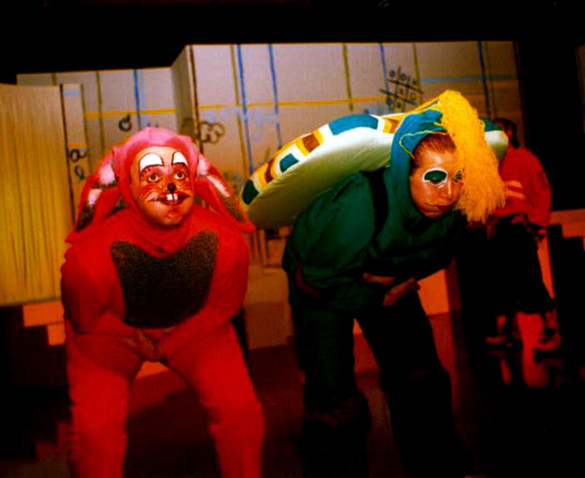 Produção 64 do Teatro Experimental do Funchal