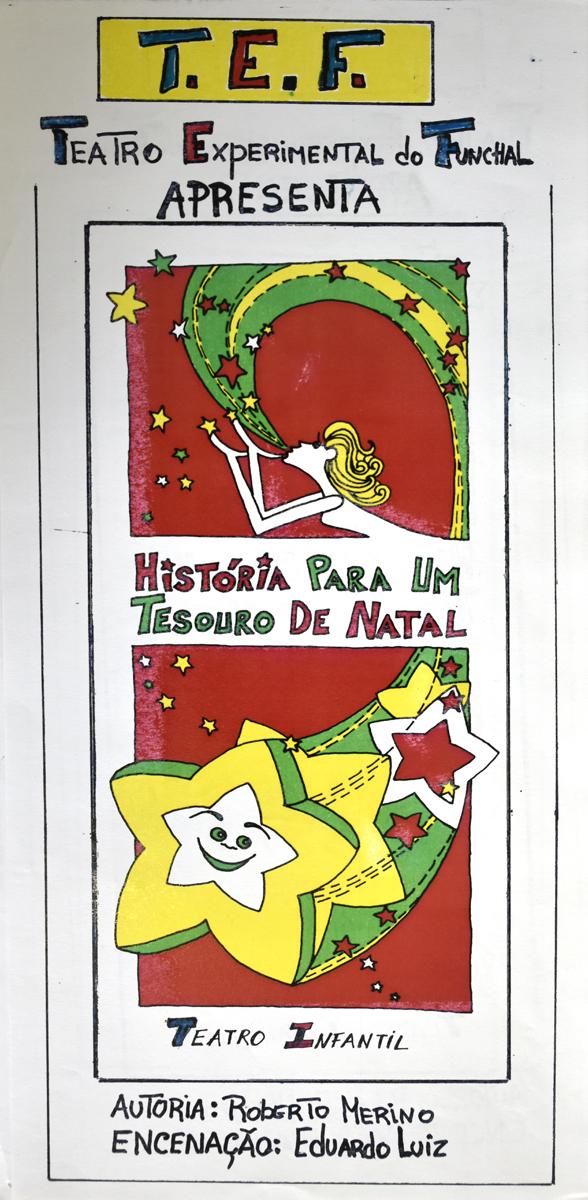 Produção 53 do Teatro Experimental do Funchal