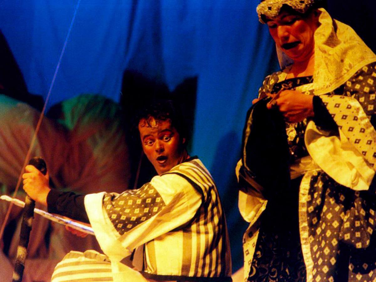 Produção 66 do Teatro Experimental do Funchal