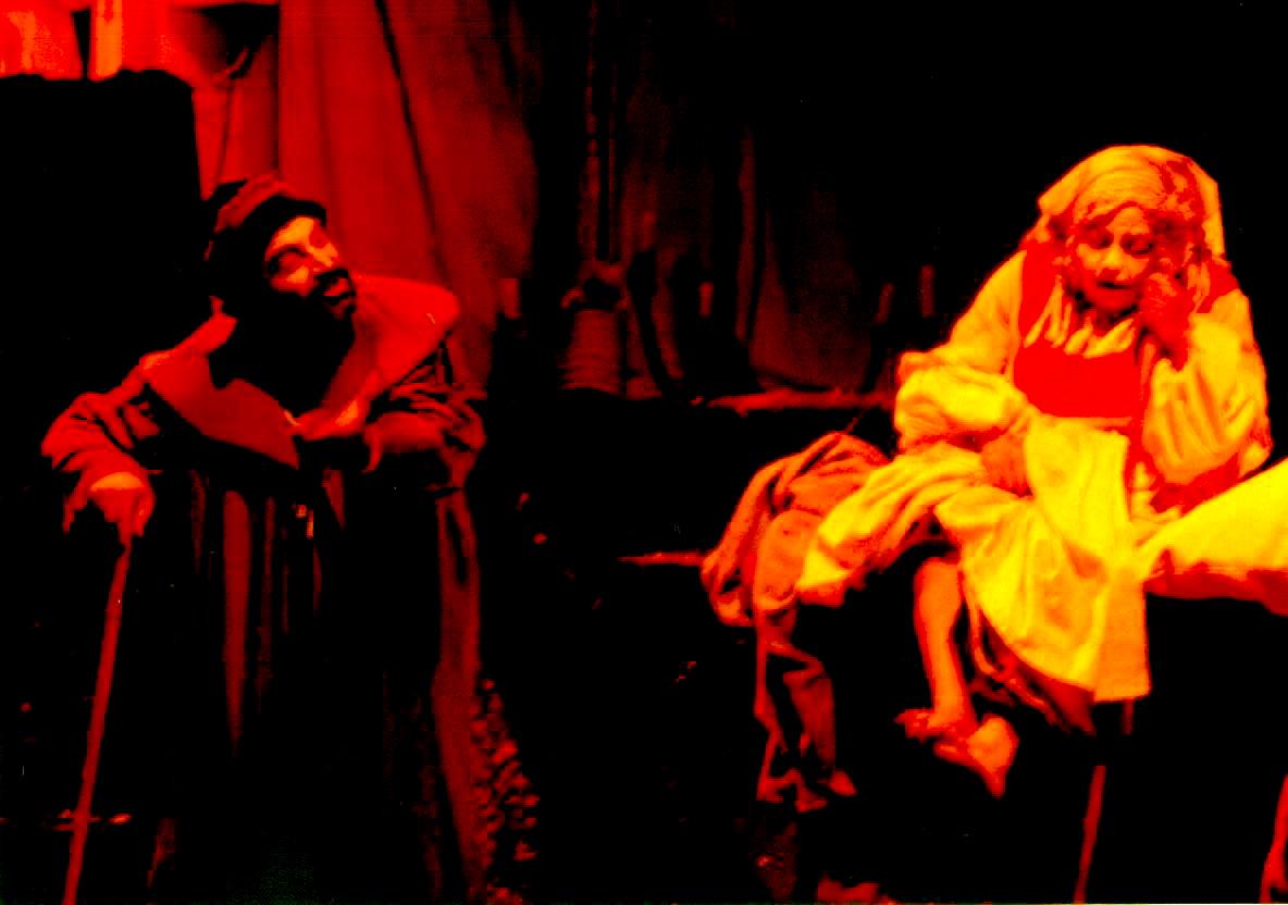 Produção 68 do Teatro Experimental do Funchal