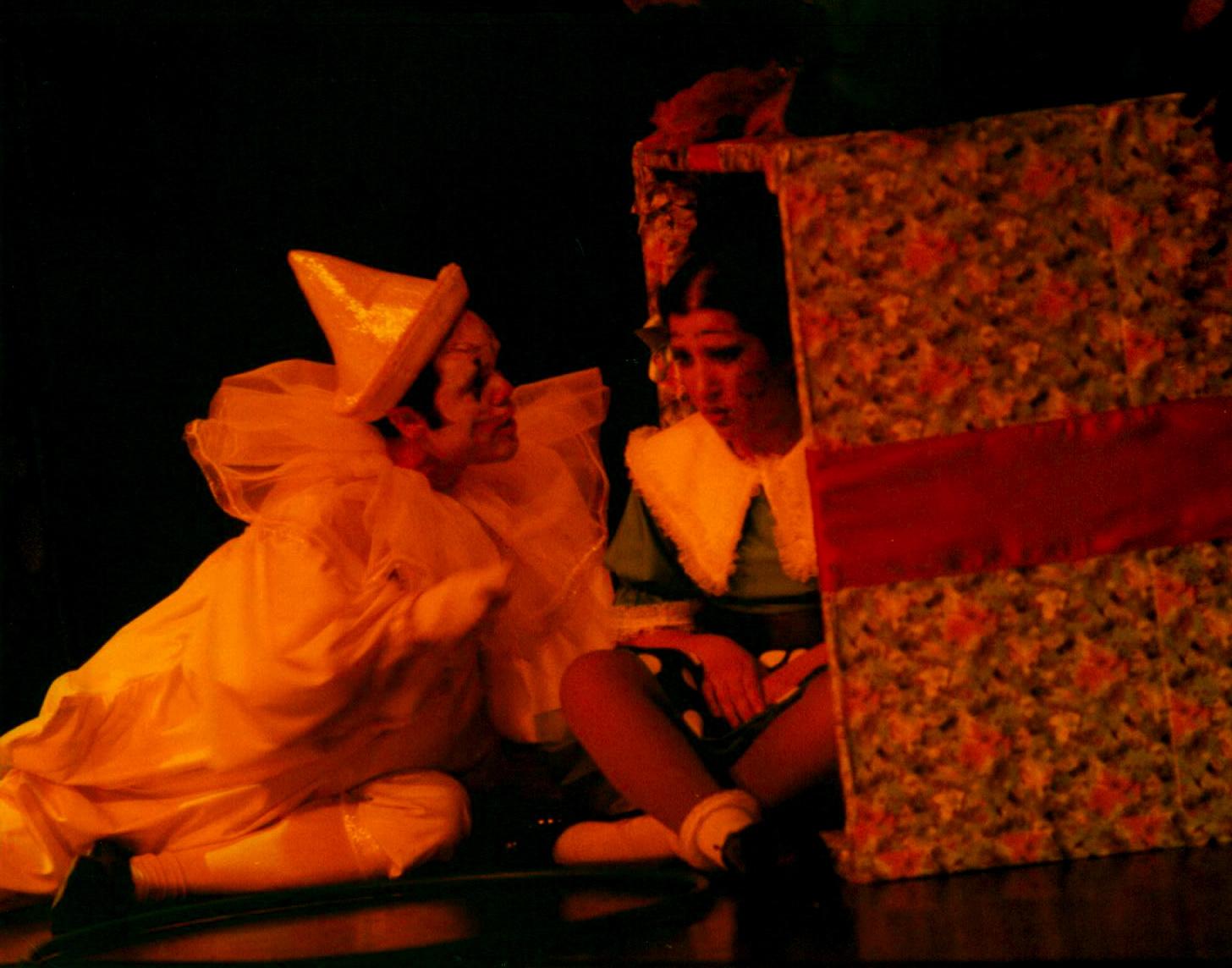 Produção 48 do Teatro Experimental do Funchal