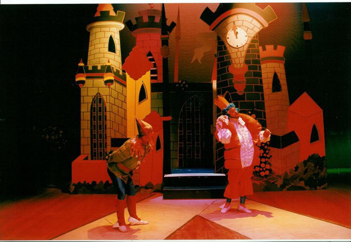 Produção 50 do Teatro Experimental do Funchal