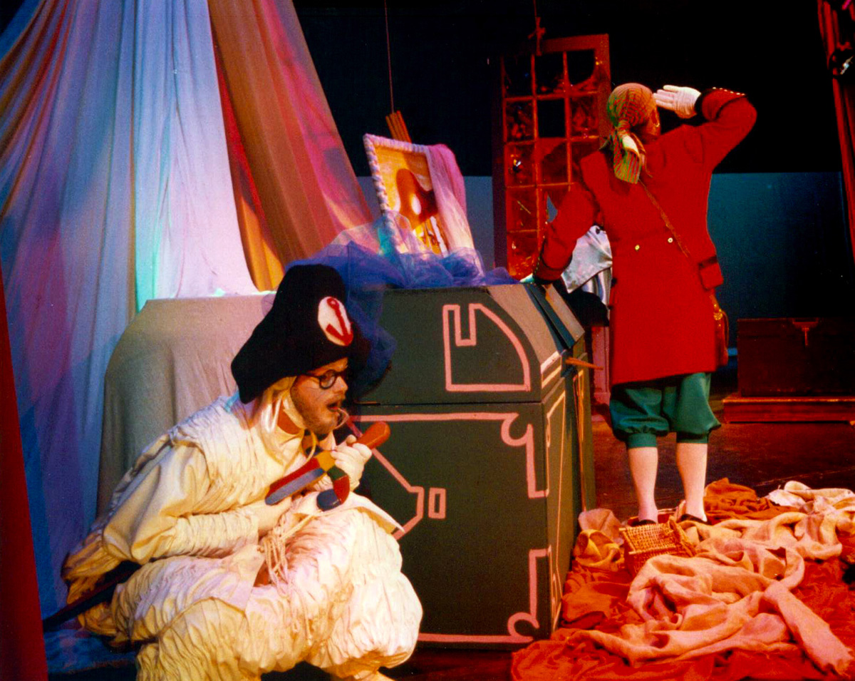 Produção 46 do Teatro Experimental do Funchal