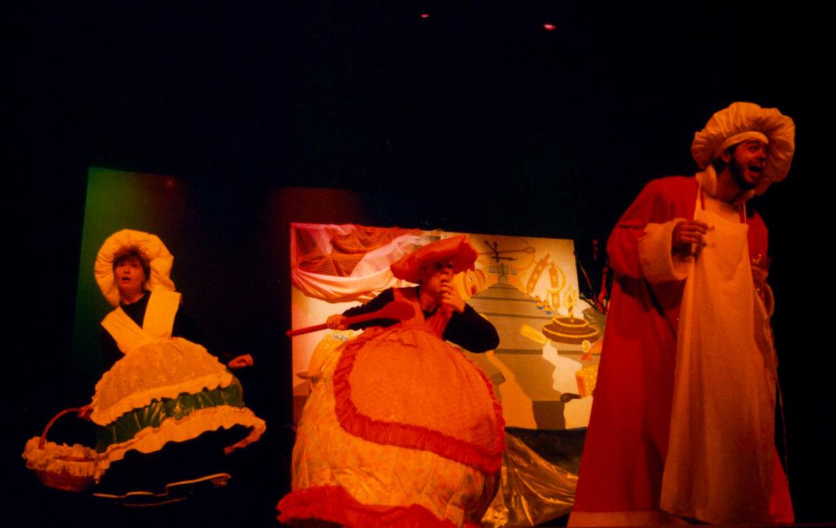 Produção 45 do Teatro Experimental do Funchal