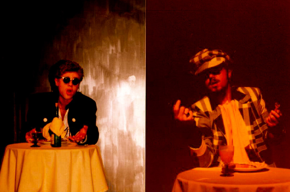Produção 54 do Teatro Experimental do Funchal
