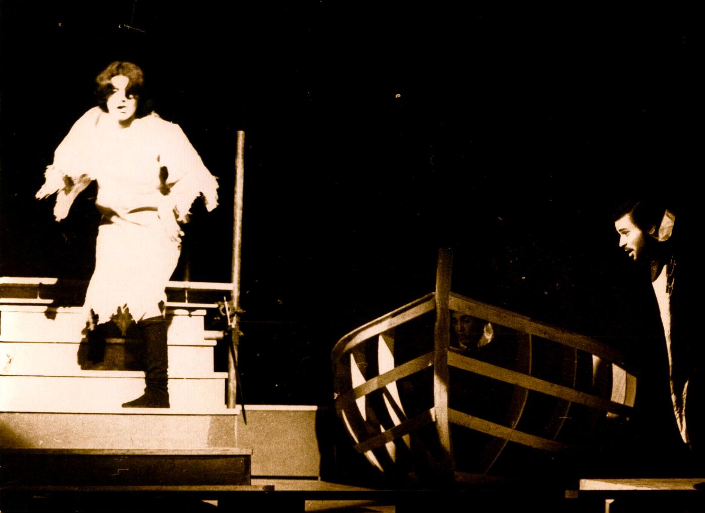 Produção 2 do Grupo Experimental de Teatro do Funchal
