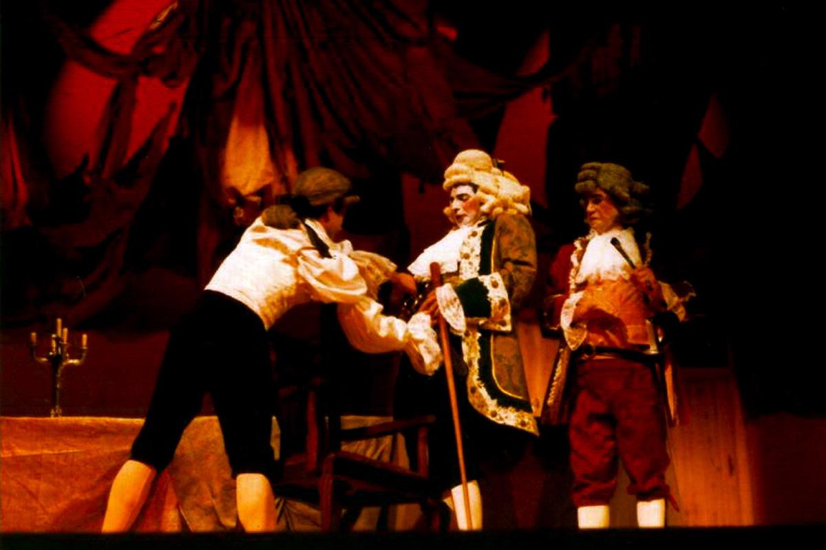 Produção 31 do Teatro Experimental do Funchal